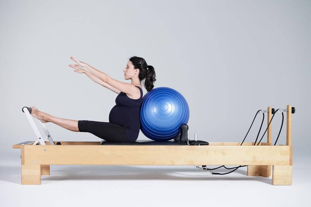 Os benefícios do Pilates na gestação